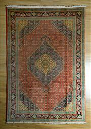 Sale 8680C - Lot 19 - Persian Tabriz 290cm x 195cm