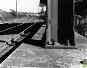 Sale 8721A - Lot 40 - Artist Unknown - Wentworth Falls Railway Station, 1977 20 x 25cm