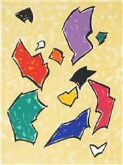 Sale 8781 - Lot 594 - David Aspden (1935 - 2005) - Untitled 1999 53 x 38.5cm