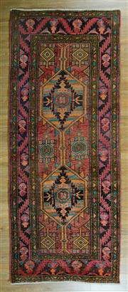 Sale 8657C - Lot 94 - Persian Hamadan 285cm x 110cm