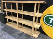 Sale 8893 - Lot 1006 - Modern Open Shelves