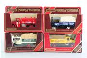 Sale 8960T - Lot 32 - A Set Of Four Matchbox Models of Yesteryear Toy Cars Incl Texaco