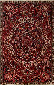 Sale 8418C - Lot 42 - Persian Bakhtiari 365cm x 235cm