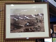 Sale 8530 - Lot 2103 - Old Circular Quay Print