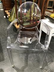 Sale 8805 - Lot 1026 - Ghost Chair by Kartell