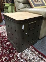 Sale 8851 - Lot 1054 - Timber Top Box