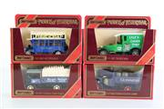 Sale 8960T - Lot 33 - A Set Of Four Matchbox Models of Yesteryear Toy Cars Incl Guiness