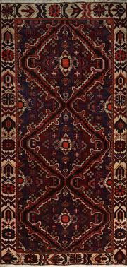 Sale 8402C - Lot 49 - Persian Bakhtiari 320cm x 150cm
