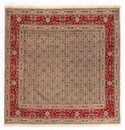 Sale 8770C - Lot 91 - An Iranian Rug, Khorasan Region, Very Fine Wool And Silk Pile., 201 x 200cm