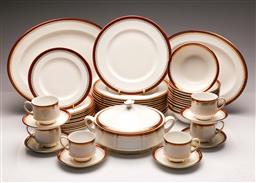 Sale 9104 - Lot 15 - Paragon Holyrood dinner service