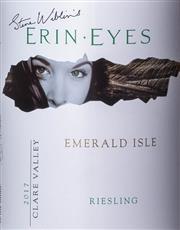 Sale 8494W - Lot 53 - 12 X 2017 Steve Wiblin's Erin Eyes 'Emerald Isle' Riesling, Clare Valley