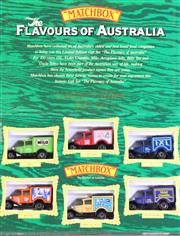 Sale 8960T - Lot 35 - Matchbox The Flavours of Australia Limited Edition gift set