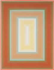 Sale 9067 - Lot 511 - Richard Anuszkiewicz (1930 - 2020) - Inward Eyes VIII, 1970 64.5 x 49.5 cm (frame: 90 x 74 x 2 cm)