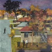 Sale 9084 - Lot 555 - Peter Serwan (1962 - ) - Conversation, 2005 91 x 91 cm (frame: 95 x 95 x 5 cm)