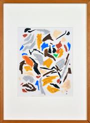 Sale 8408 - Lot 507 - David Aspden (1935 - 2005) - Untitled, 1993 25 x 20cm