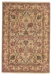 Sale 8536A - Lot 28 - An Agra Handspun Wool Carpet India 183cm x 124cm RRP $1,850.00
