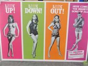 Sale 8578T - Lot 2095 - Thunderball Reproduction Poster