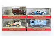 Sale 8960T - Lot 36 - A Set Of Four Matchbox Models of Yesteryear Toy Cars Incl Chubb