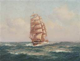 Sale 9096 - Lot 541 - John Allcot (1888 - 1973) Torridon II oil on board 34.5 x 45 cm (frame: 47 x 58 x 4 cm) signed lower left