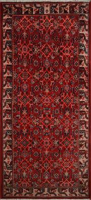 Sale 8402C - Lot 51 - Persian Shiraz 310cm x 136cm