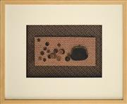 Sale 8734A - Lot 10 - Robin Lipson - The Penny Purse 47 x 57.5 (frame size)