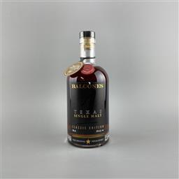 Sale 9250W - Lot 739 - Balcones Distilling No.1 Texas Single Malt Whiskey - batch no. SM19-2, date: 2019