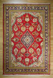 Sale 8657C - Lot 96 - Persian Abada 330cm x 220cm