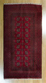 Sale 8717C - Lot 38 - Afghan Turkman 190cm x 100cm