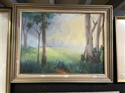 Sale 8888 - Lot 2061 - Julie Ferguson - Landscape, Oil, SLL