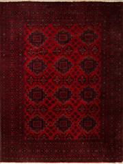 Sale 8412C - Lot 11 - Afghan Khal Mohamdai 300cm x 400cm