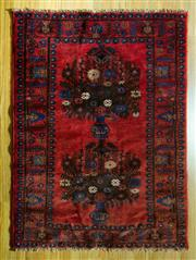 Sale 8680C - Lot 27 - Persian Baluchi 129cm x 91cm