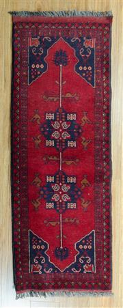 Sale 8717C - Lot 39 - Afghan Khal Mohamadi 155cm x 55cm