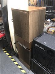 Sale 8782 - Lot 1089 - Bose Model 501 Direct/Reflecting Loudspeakers 1971-1977