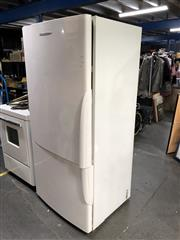 Sale 8789 - Lot 2190 - Fisher and Pykel Fridge Freezer