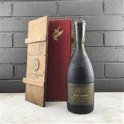 Sale 8970 - Lot 603 - 1x Remy Martin 250th Anniversary 1724-1974 Grand Fine Champagne Cognac - bottle no.945 in timber presentation box w certificate