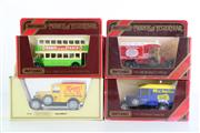 Sale 8960T - Lot 38 - A Set Of Four Matchbox Models of Yesteryear Toy Cars Incl Maggis