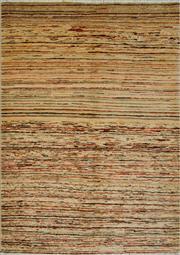 Sale 8439C - Lot 83 - Afghan Chobi Stripe 145cm x 105cm