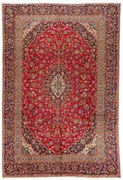 Sale 8770C - Lot 29 - A Persian Kashan From Isfahan Region 100% Wool Pile On Cotton Foundation, 390 x 260cm