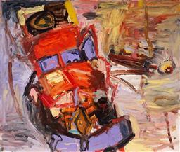 Sale 9081A - Lot 5010 - Craig Waddell (1973 - ) - Breakthrough, 2004 131 x 152 cm