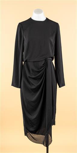 Sale 9250F - Lot 24 - A Zimmermann black dress, size 0.