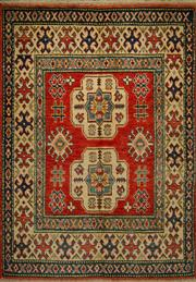 Sale 8439C - Lot 84 - Afghan Kazak 105cm x 145cm