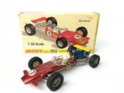 Sale 8559A - Lot 49 - Dinky 225 Lotus F1 Racing Car