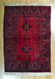 Sale 8717C - Lot 40 - Afghan Khal Mohamadi 149cm x 101cm