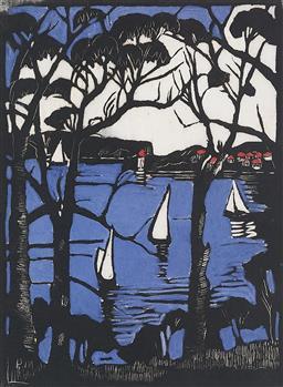 Sale 9193A - Lot 5091 - MARGARET PRESTON (1875 - 1963)
