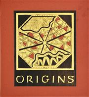 Sale 8330A - Lot 58 - Origins: A Folio of Prints by Contemporary Indigenous Australian Artists (12 works)