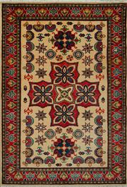 Sale 8439C - Lot 85 - Afghan Kazak 160cm x 107cm