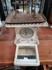 Sale 8925 - Lot 1071 - A personal weighing jaraso personal weighing system, british made