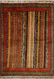 Sale 8431C - Lot 48 - Afghan Chobi 120cm x 90cm