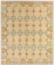 Sale 8536A - Lot 35 - A Spanish Tile Design Handspun Wool	 Carpet India 304cm x 250cm RRP $5,500.00