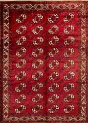 Sale 8307A - Lot 4 - Afghan Antiuqe Turkman 333cm x 244cm RRP $4000